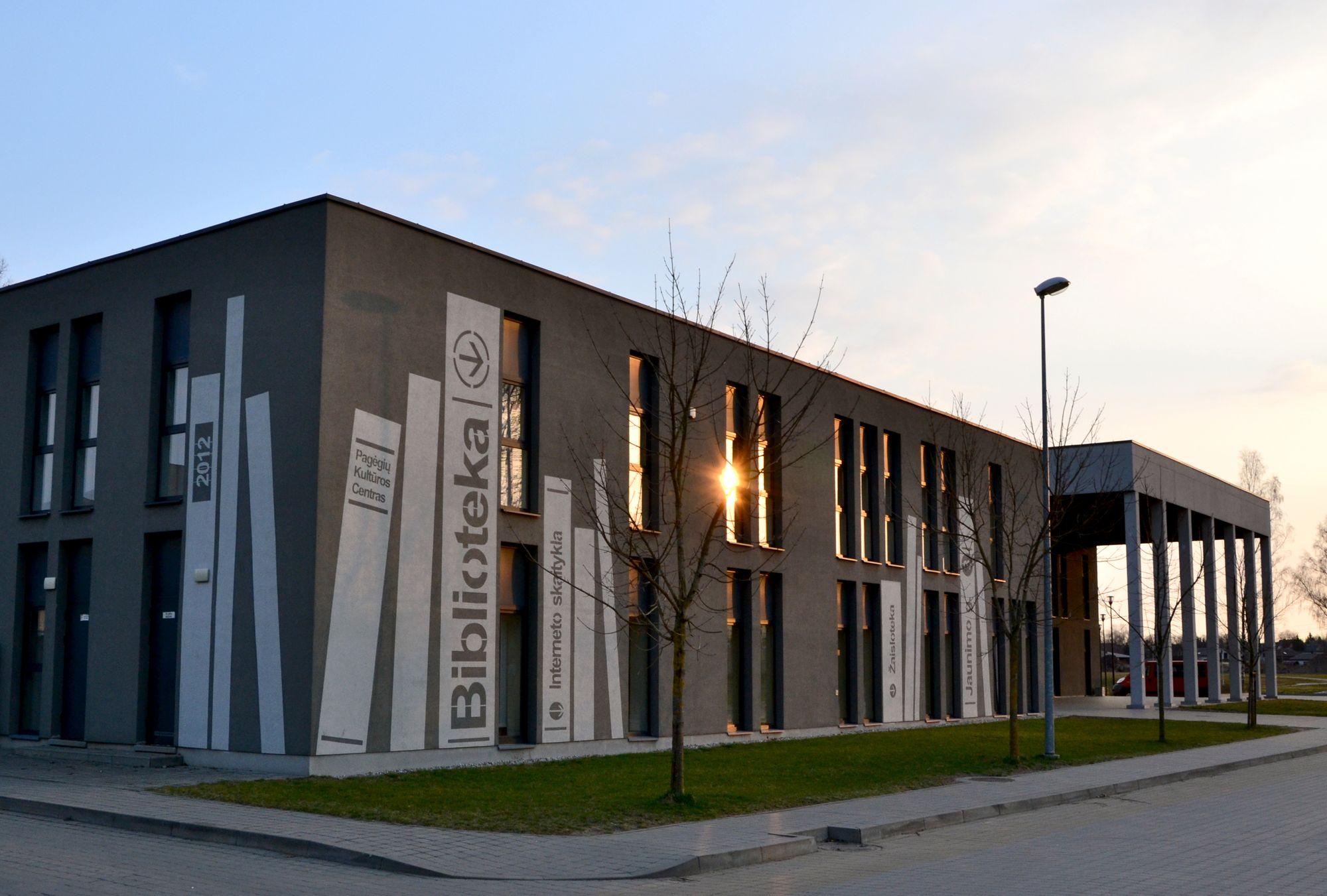 Pagėgių savivaldybės Vydūno viešoji biblioteka