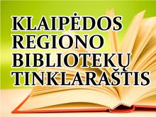 Klaipėdos regiono bibliotekų tinklaraštis
